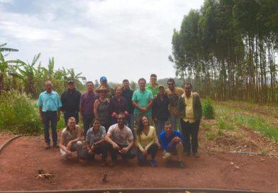 Fundação Itesp e Senar formam turma de curso de Olericultura Orgânica no assentamento Monte Alegre