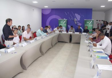 Fundação Itesp apresenta os trabalhos de regularização fundiária rural durante a primeira reunião do CODIVAR no Vale do Ribeira