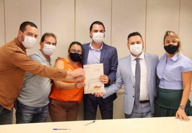 Fundação Itesp assina convênio com os municípios de Itaí e Paranapanema