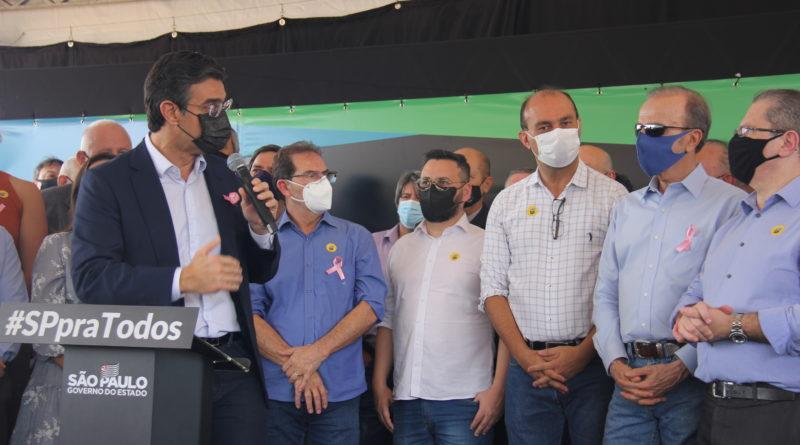 Fundação Itesp participa de evento do Governo de SP em Barretos
