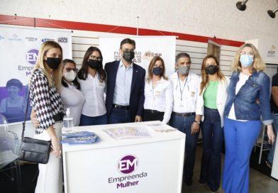 Fundação ITESP participa do Retoma SP em Presidente Prudente