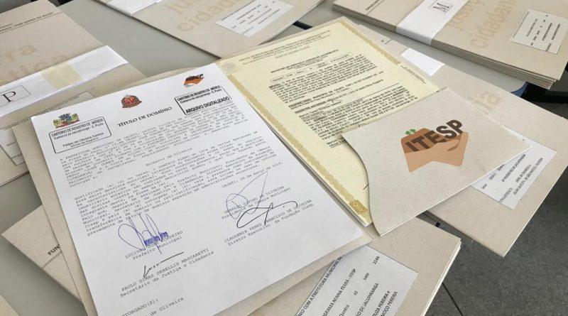 Governo de São Paulo vai entregar 466 títulos de propriedade para moradores de Buri e Guapiara